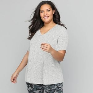 Softest Touch V-Neck Swing Tee